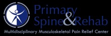 Primary Spine & Rehab Logo