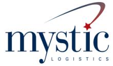 Mystic Logistics Logo
